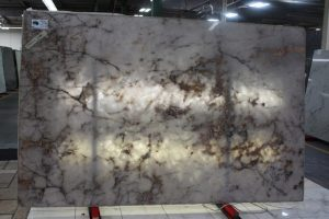 Cristallo Quartzite (see through)