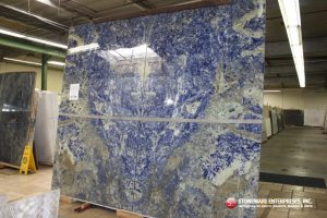 sodalite blue granite