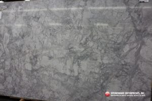 WHITE FANTASY 2CM DOLOMITE POLISHED SLAB