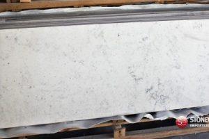 White Carrara Prefab 2×9